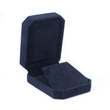 Pendant/Earring Box Octagon, Charisma Collection - Amber Packaging