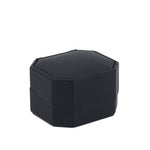 Single Ring Box Octagon, Classic Collection - Amber Packaging