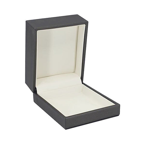 Utility Box Luxury Leatherette Stitched Frame, Destiny Collection - Amber Packaging