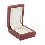 Pendant Box Wood, Natural Collection - Amber Packaging