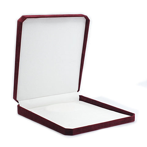 Necklace Box Octagon, Charisma Collection - Amber Packaging