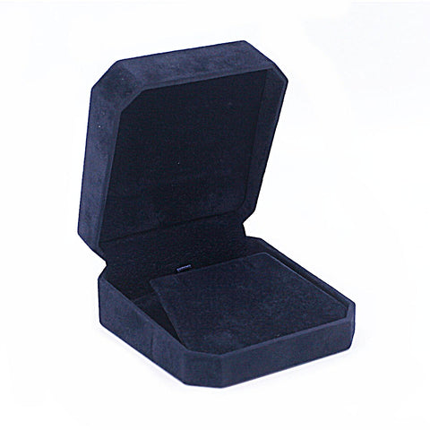 Pendant/Earring Box Octagon, Large, Charisma Collection - Amber Packaging
