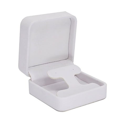 Drop Earring Box, Conventional Collection - Amber Packaging