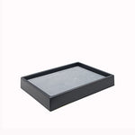 Medium Storage Tray w/ 49 Slot Ring Pad - Amber Packaging