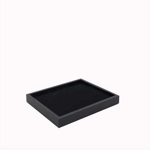Small Storage Tray w/ Plain Utility Pad - Amber Packaging