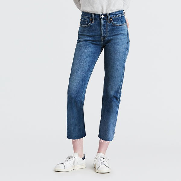 LEVIS Wedgie Straight - Love Triangle