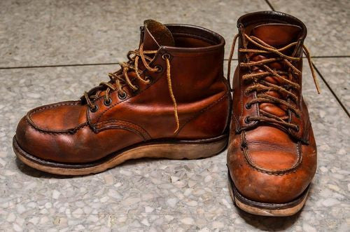 Red Wing Classic Moc Oro Legacy