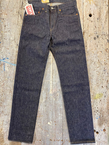 LEVIS 1954 501Z RAW SHRINK TO FIT