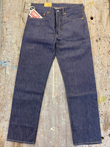 LEVIS 1966 501 RAW SHRINK TO FIT