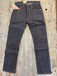 LEVIS VINTAGE CLOTHING 1967 505 RAW PRE-SHRUNK