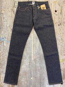 Tellason Gustave Slim Tapered 14.75oz Raw Denim Jean
