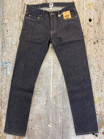 Tellason Ladbroke Grove 14.75oz Raw Selvedge Denim Jean