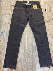 Tellason John Graham Mellor Slim Straight 14.75oz Raw Selvedge Denim Jean