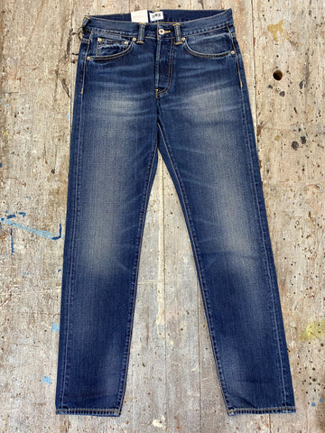 Edwin ED 80 Slim Tapered Grime Dirt Wash