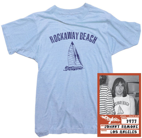 Worn Free Rockaway Beach T-Shirt