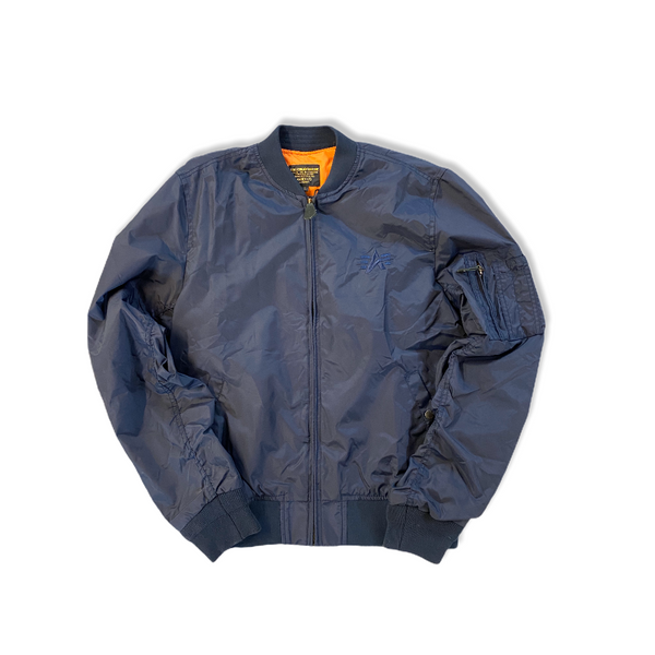 Averex Ma-1 Slim Fit Jacket