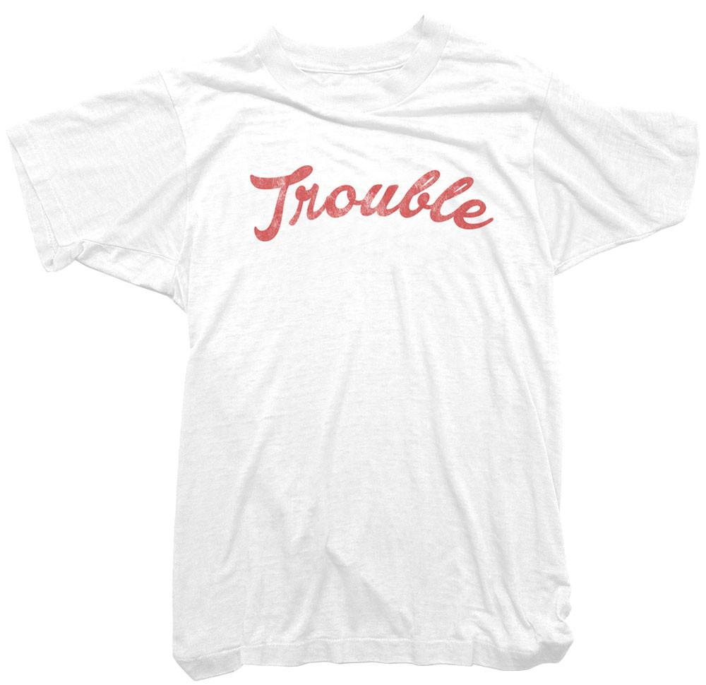 Worn Free Trouble T Shirt