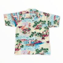 Avanti Hawaiian Shirt - Luau