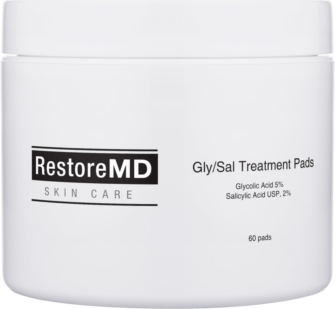 Gly/Sal Treatment Pads