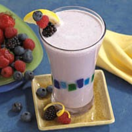 Berry Créme Smoothie