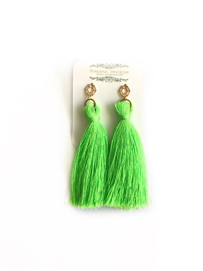 Lime green - Standout Boutique