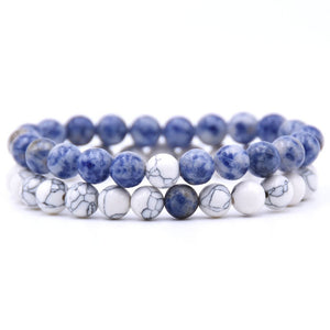 Natural Oasis Stone Bestfriend Beaded Bracelets | LIMITED TIME ONLY