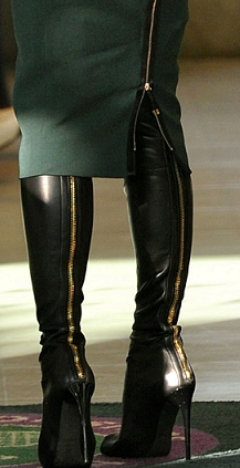 SOLD!!! Tom Ford over-the-knee boots ASO: Christine Centenera and Victoria Beckham