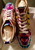 SOLD, NIB: Christian Louboutin tie dye louis, rantus orlato sneakers 42.5: MEN'S