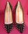 Christian Louboutin Pigalle Black with Silver Spikes 120mm Pumps