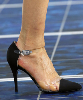 Chanel Spring 2013 Ankle-Strap Pumps