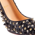 Christian Louboutin Pigalle Multi Spiked Leather Pumps
