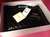 SOLD!!!!! NIB AUTHENTIC Chanel Large Black Chain Around Clutch Gold HDW