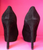 SOLD!!! Celine Black Suede Pumps: ASO Kim Kardashian