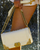 ** Chanel Ivory White Boy Chanel Chateau Bag, Versailles **