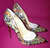 NIB Christian Louboutin So Kate 120 Multicolor Python Faience Lucido