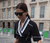 Celine Matrix Top Heavy Sunglasses: ASO Christine Centenera @ Fashionweek