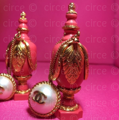 * Chanel Vintage Grecian RARE Earrings *