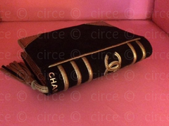 * CHANEL LIMITED EDITION BOOK BIBLE CLUTCH COLLECTOR'S ITEM 2003 *