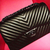 * 2015 CHANEL CLASSIC JUMBO LARGE SO BLACK HDW CHEVRON FLAP BAG *