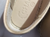 * Chanel Slip-on Espadrilles, Beige Leather, Double Sole: 36 *