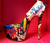 Christian Louboutin Daffodil Brodee Platform, Limited Edition