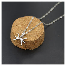 Load image into Gallery viewer, 925 Sterling Silver Twelve Constellation Pisces Pendant with Necklace