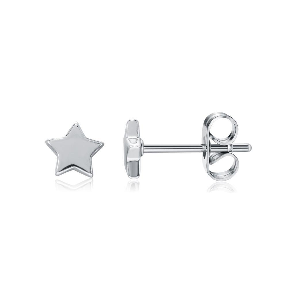 Simple Fashion Star Stud Earrings