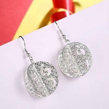 Load image into Gallery viewer, Fashion Elegant Hollow Pattern Earrings - Glamorousky