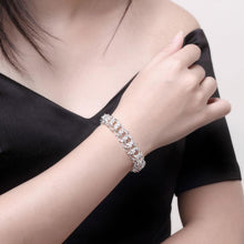 Load image into Gallery viewer, Fashion Simple Geometric Round Bracelet