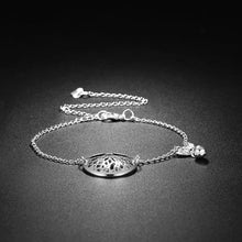 Load image into Gallery viewer, Fashion Elegant Tree Of Life Butterfly Anklet