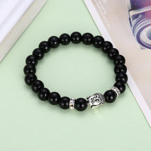 Load image into Gallery viewer, Fashion Elegant Buddha Statue Ball Bracelet