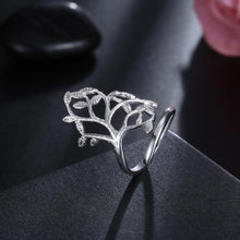 Load image into Gallery viewer, Fashion Personality Tree Adjustable Split Ring - Glamorousky
