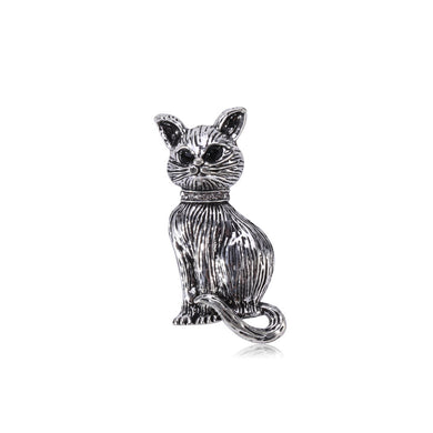 Fashion Cute Cat Brooch