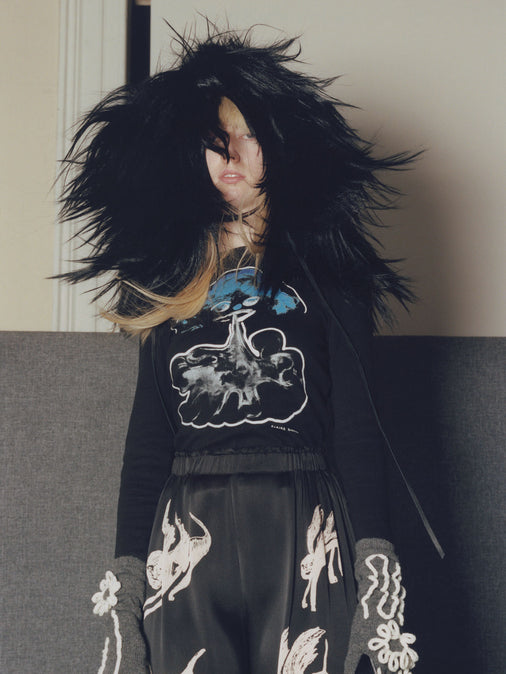 Autumn Winter 15 'High Flyers' photography Hanna Moon styling Alice Goddard at Somerset House